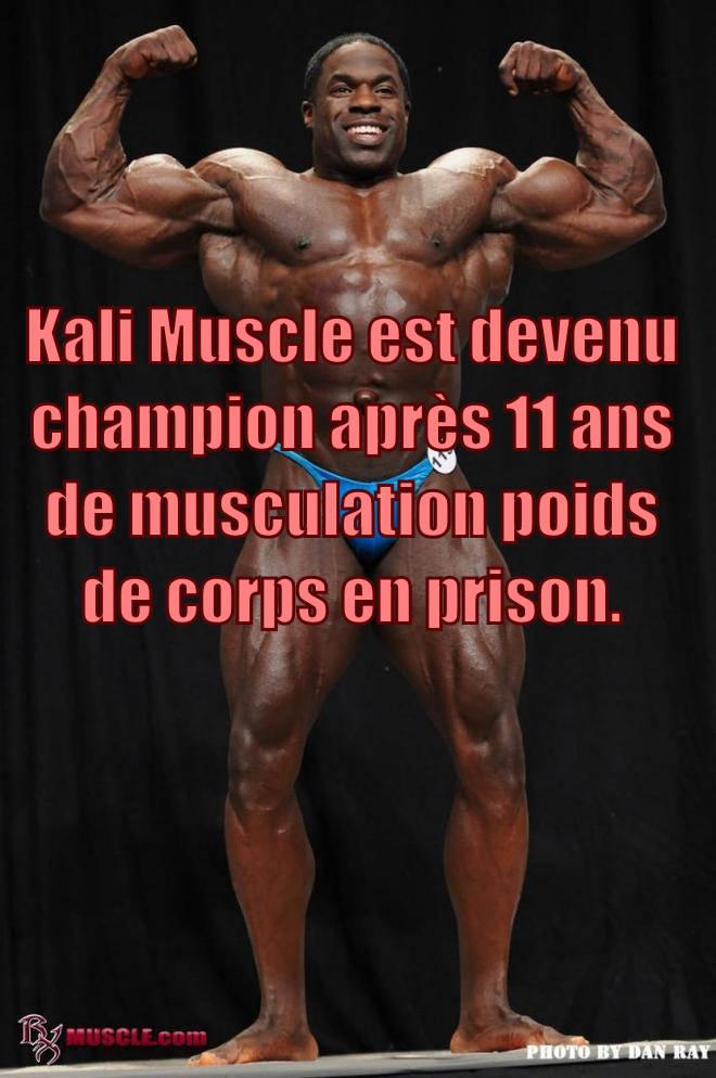 Les avantages de la musculation poids de corps
